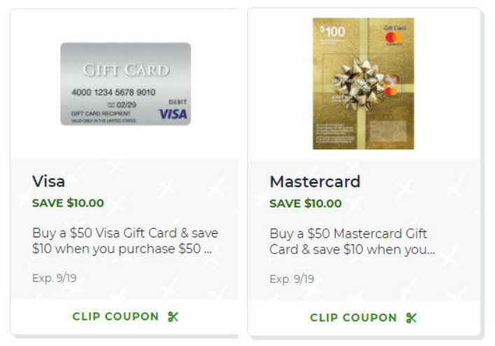 Save $10 At Publix When Your Purchase A Visa or Mastercard Gift Card on I Heart Publix 2