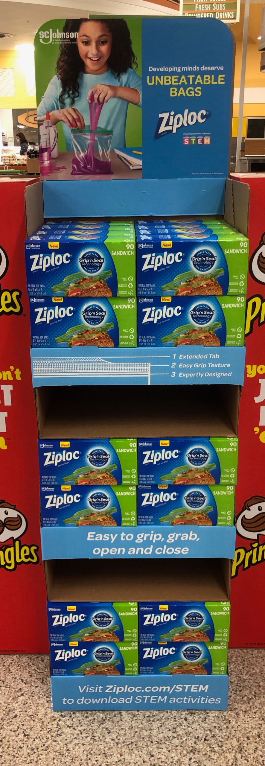 Save On Ziploc®Brand Products & Get The Products You Need To Help Serve Up Great Meals All Day Long! on I Heart Publix