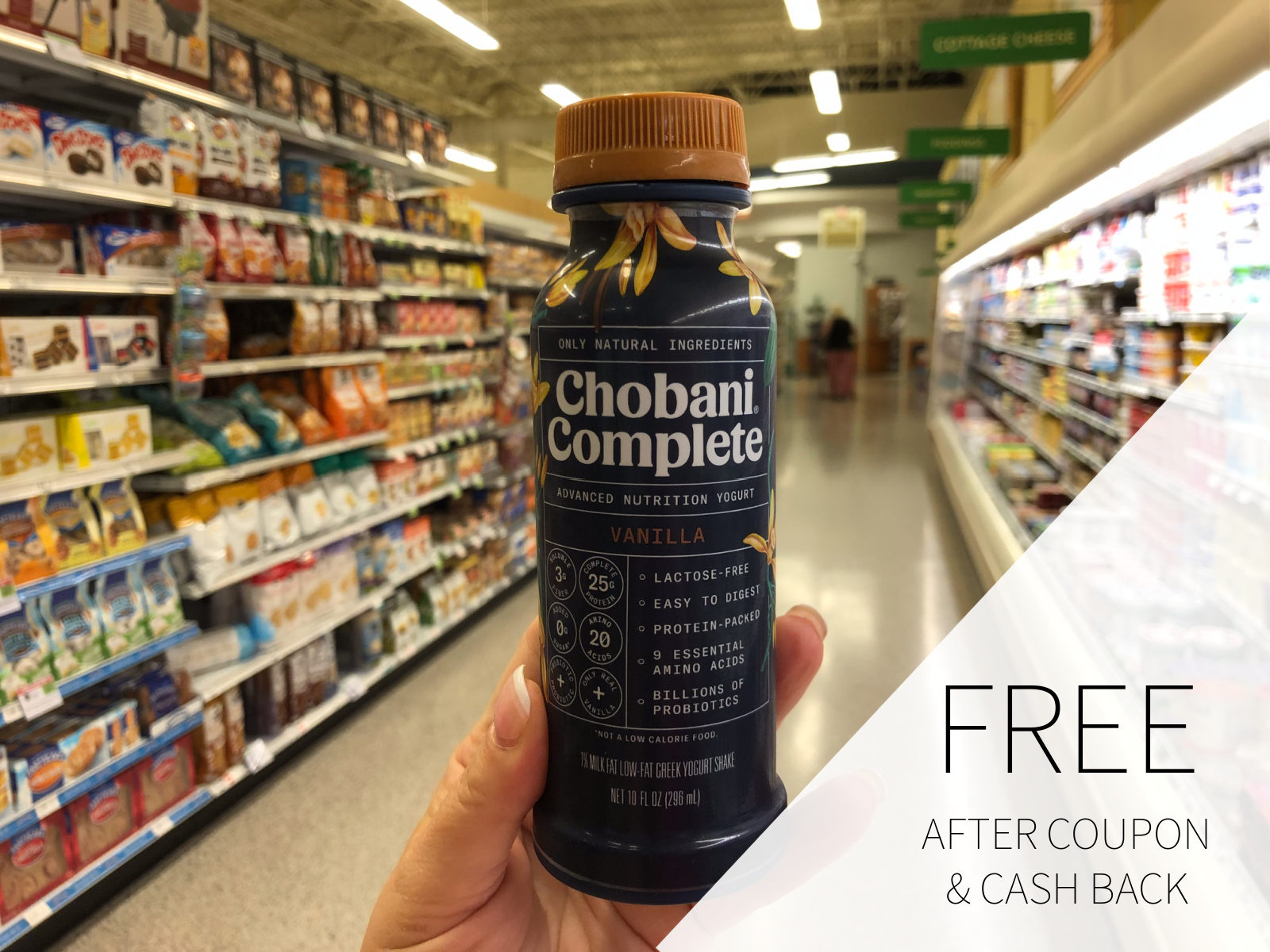 Chobani Complete Drinks Just 50¢ At Publix on I Heart Publix 3