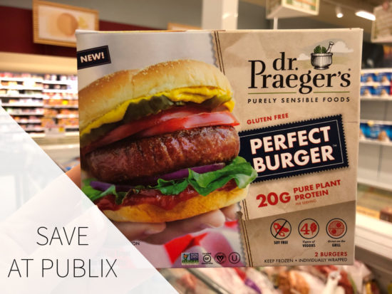 Save On Your Favorite Dr. Praeger's Products At Your Local Publix on I Heart Publix