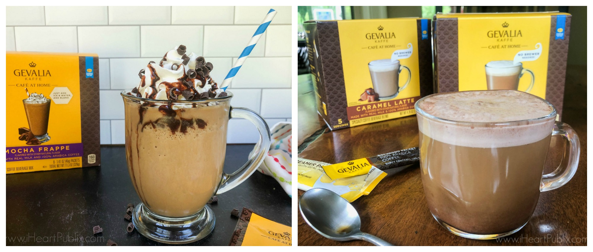 Gevalia Café at Home And Gevalia Frappe Products Are BOGO At Publix - Great Taste No Brewer Required! on I Heart Publix 3