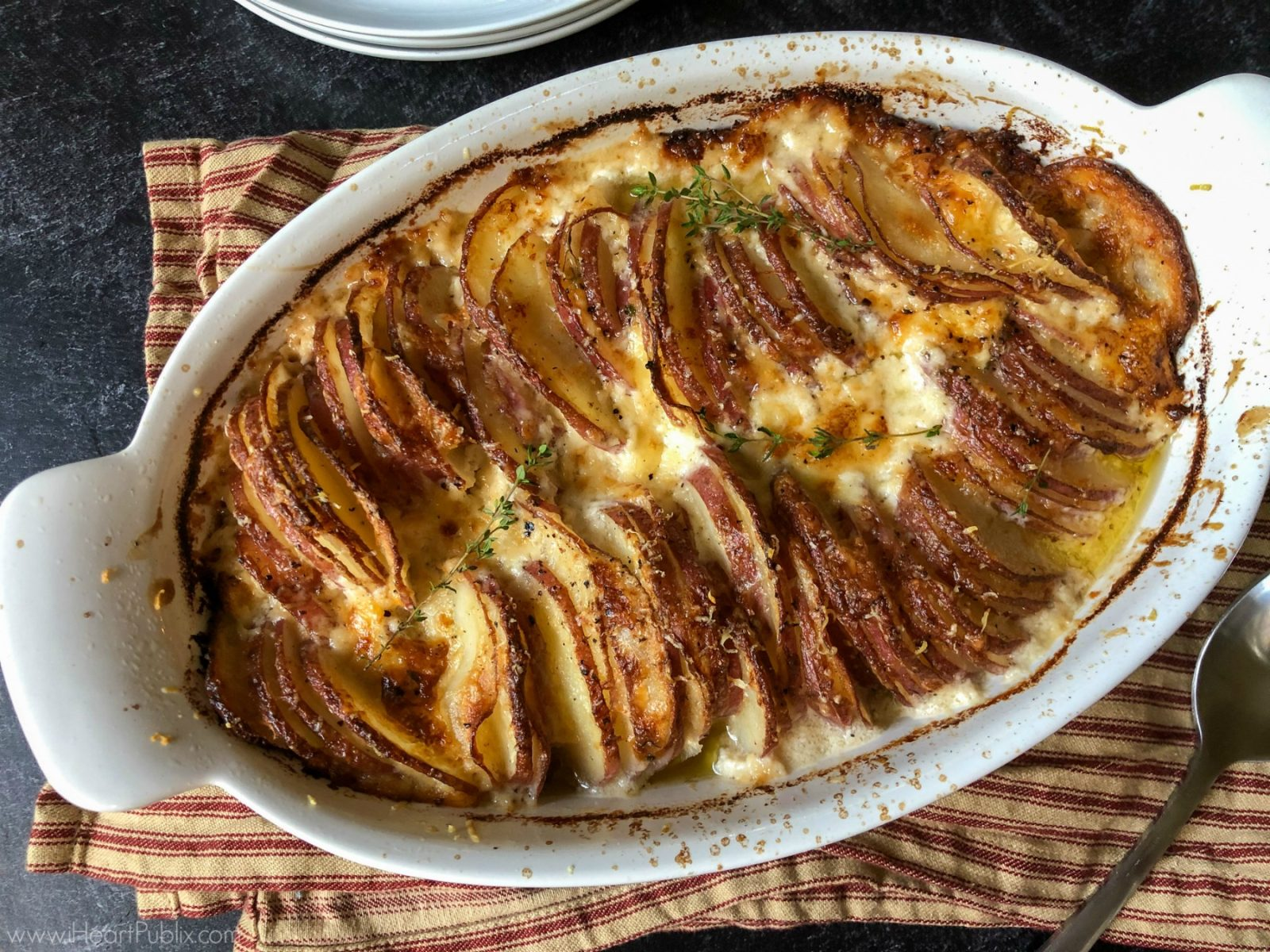 Hellmann's Au Gratin Potatoes - Whip Up An Amazing Side & Save At Publix on I Heart Publix 2