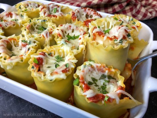 FREE Carando Meatballs At Publix - Use Them To Make My Meatball Lasagna Roll Ups! on I Heart Publix