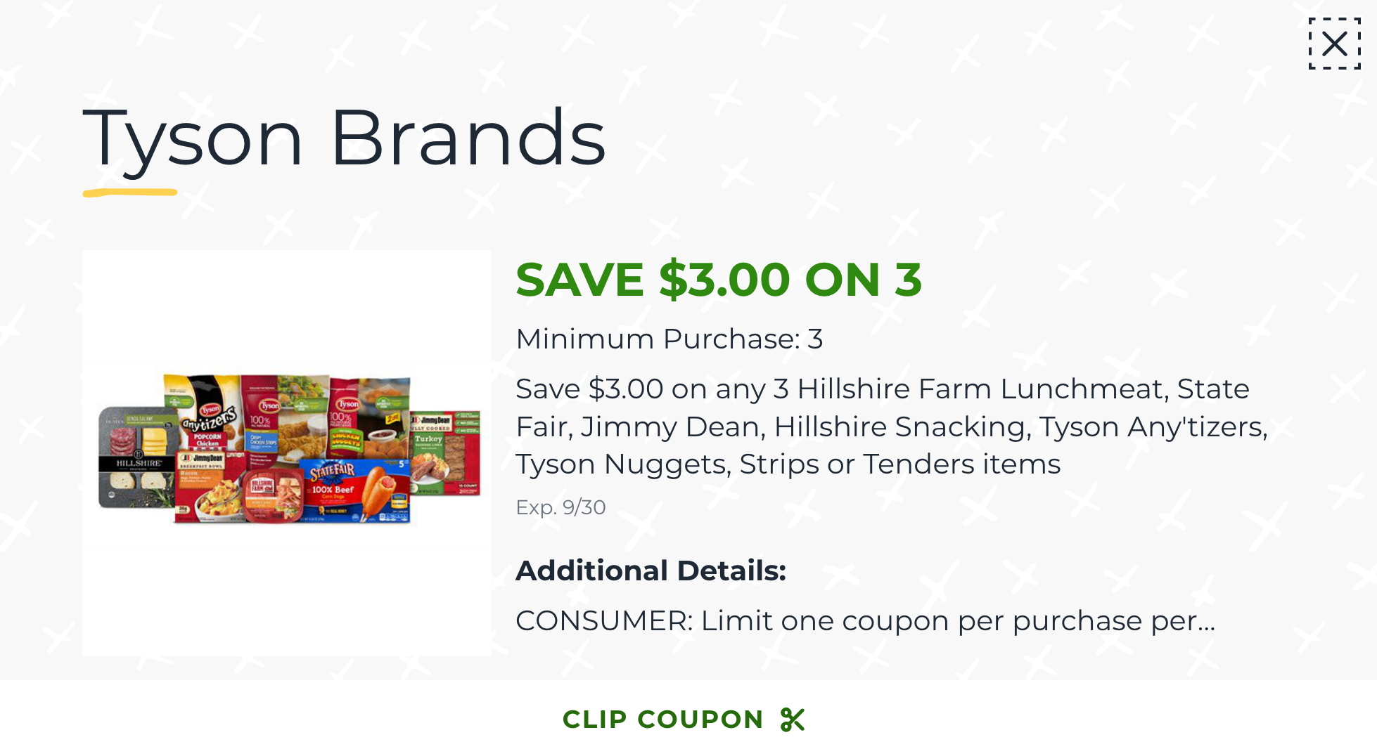 Look To Tyson® For Delicious Products For Back To School - Find Your Family's Favorites At Publix on I Heart Publix