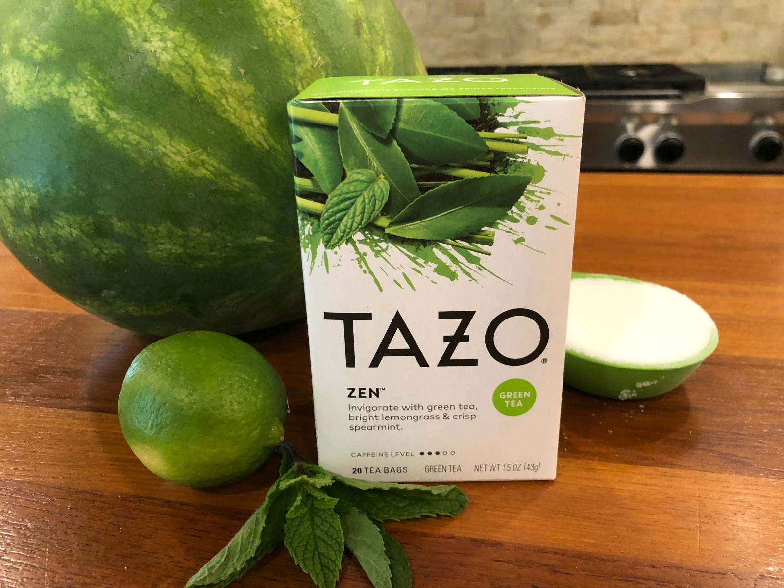 Save On Your Favorite TAZO Teas At Publix & Try My Sparkling Passion Tea Limeade on I Heart Publix