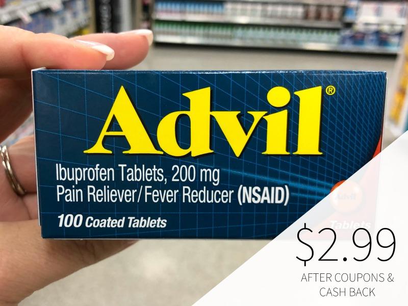 Advil Liqui-Gels 80ct As Low As $4.99 At Publix - Less Than Half Price on I Heart Publix 1