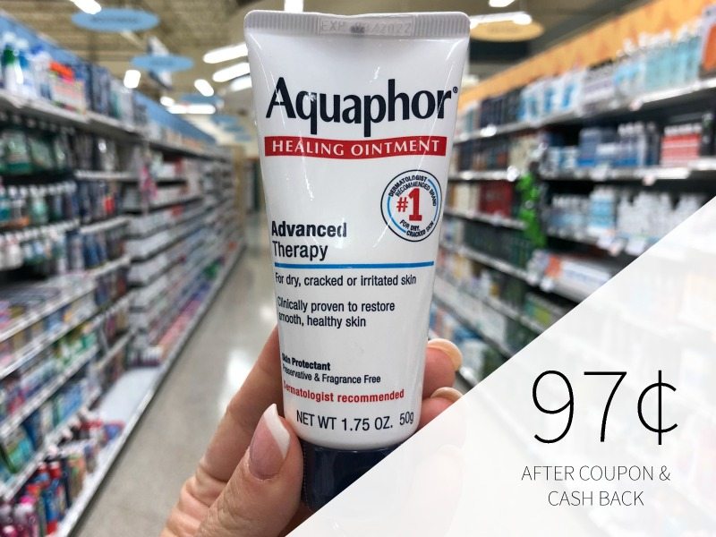 Great Deals On Aquaphor - Healing Ointment As Low As 97¢ on I Heart Publix 1