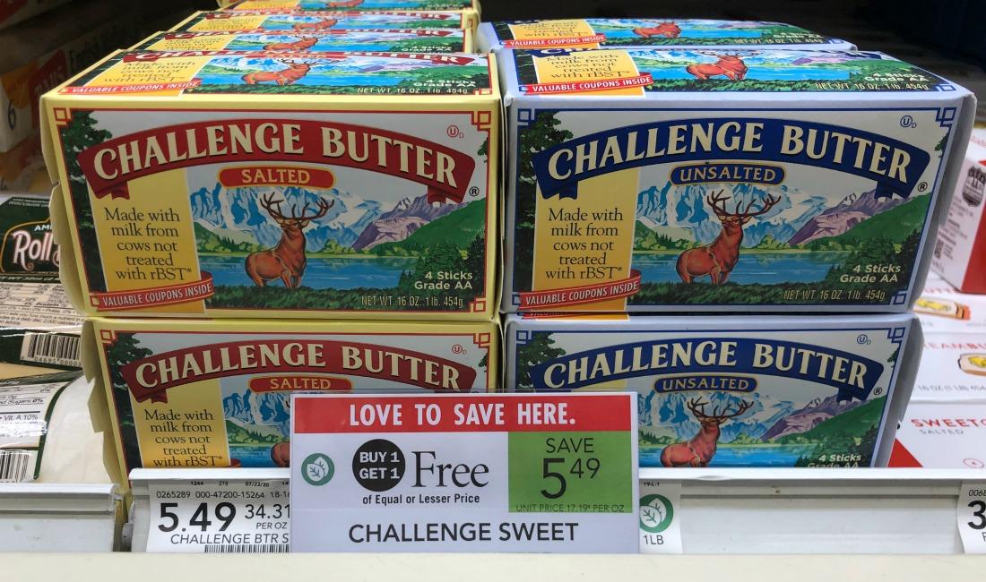 Challenge Butter Just $2.25 At Publix on I Heart Publix