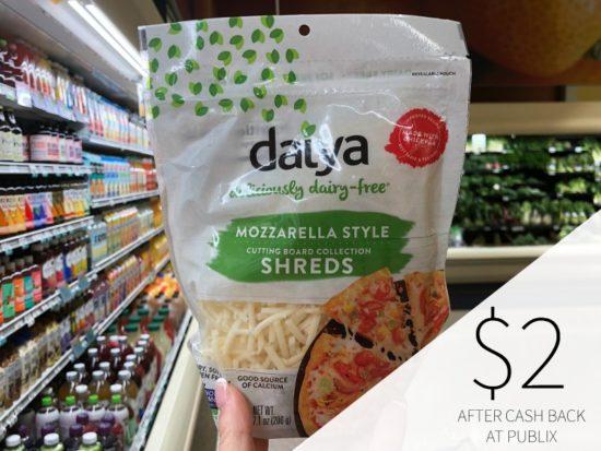 Daiya Dairy Free Shreds Just $2 At Publix (Save $3) on I Heart Publix 1