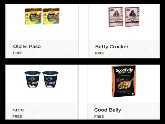 Lots Of Freebies At Publix - Ratio, Goodbelly, Old El Paso & Betty Crocker on I Heart Publix