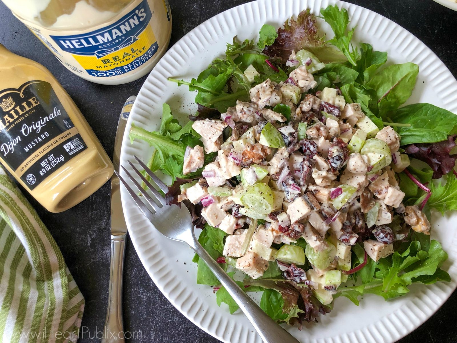 Serve Up My Harvest Chicken Salad & Save On The Ingredients At Publix on I Heart Publix