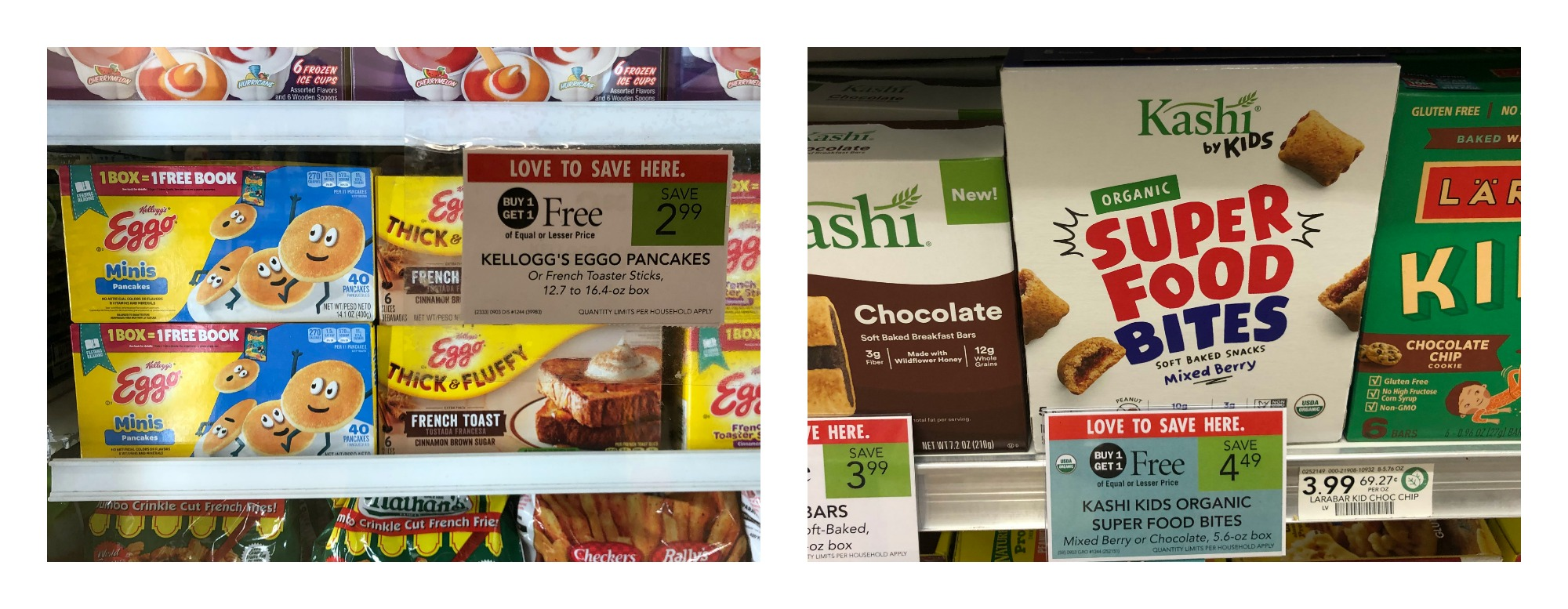 Publix Deals That Correspond With The Kellogg's Feeding Reading Program...Great Prices + Free Books! on I Heart Publix 1
