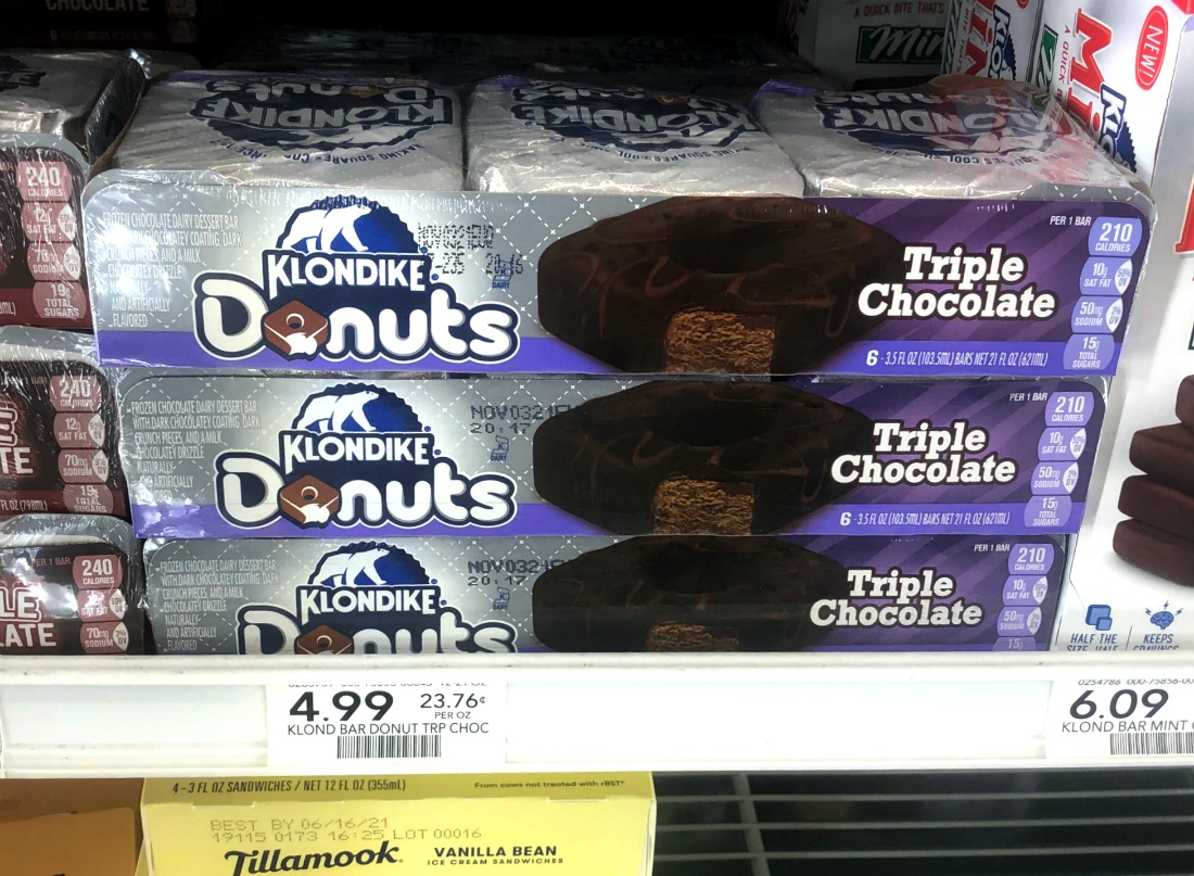 Klondike Donuts FREE After Fetch Rewards on I Heart Publix