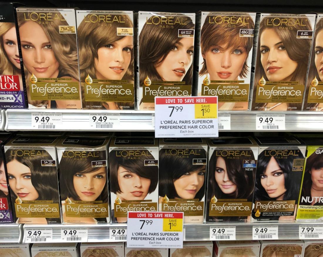 L'Oreal Paris Excellence Hair Color Just $4.49 At Publix on I Heart Publix 1