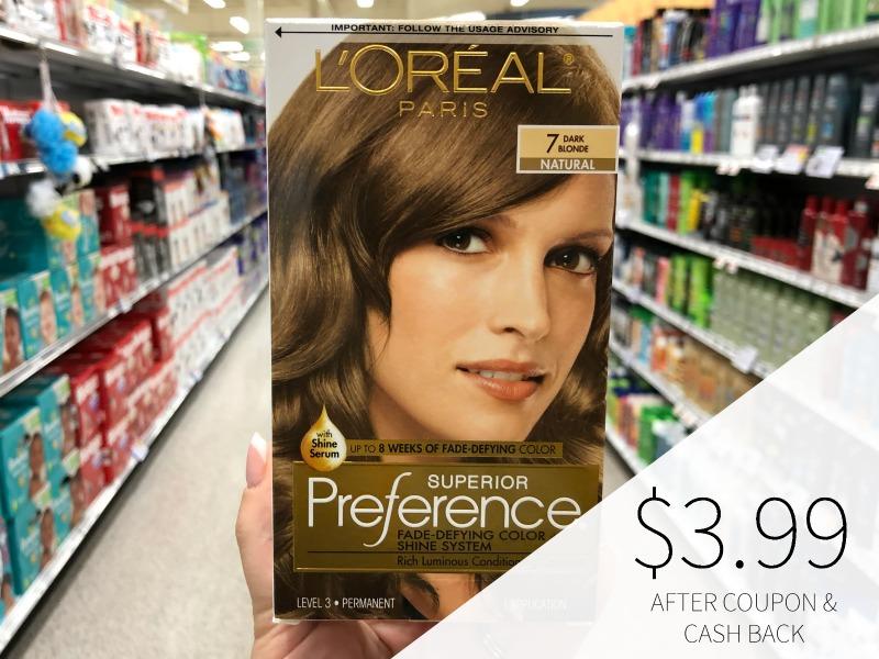L'Oreal Paris Excellence Hair Color Just $4.49 At Publix on I Heart Publix 2