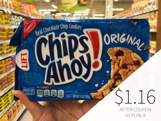 Nabisco Chips Ahoy! Cookies Just $1.16 At Publix on I Heart Publix 1