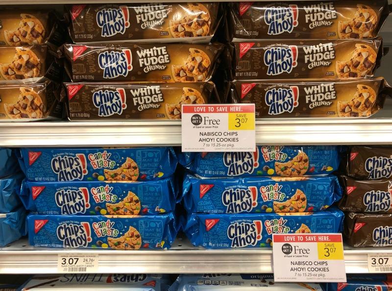 Nabisco Chips Ahoy! Cookies Just $1.16 At Publix on I Heart Publix