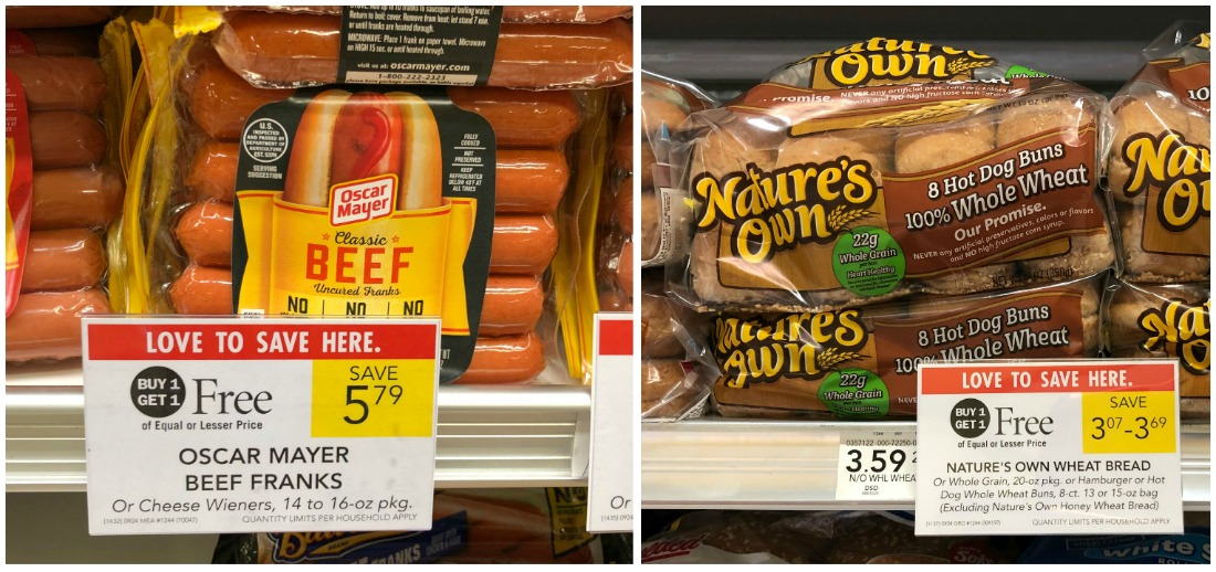 Hot Dogs & Buns As Low As $2.70 Total At Publix on I Heart Publix
