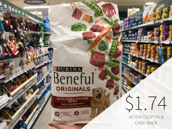 Purina Beneful Dry Dog Food Just $2.99 At Publix (Half Price) on I Heart Publix