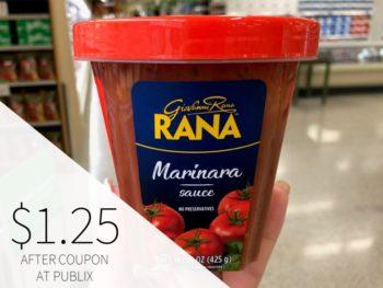 Rana Sauce Only $2.50 At Publix on I Heart Publix 5