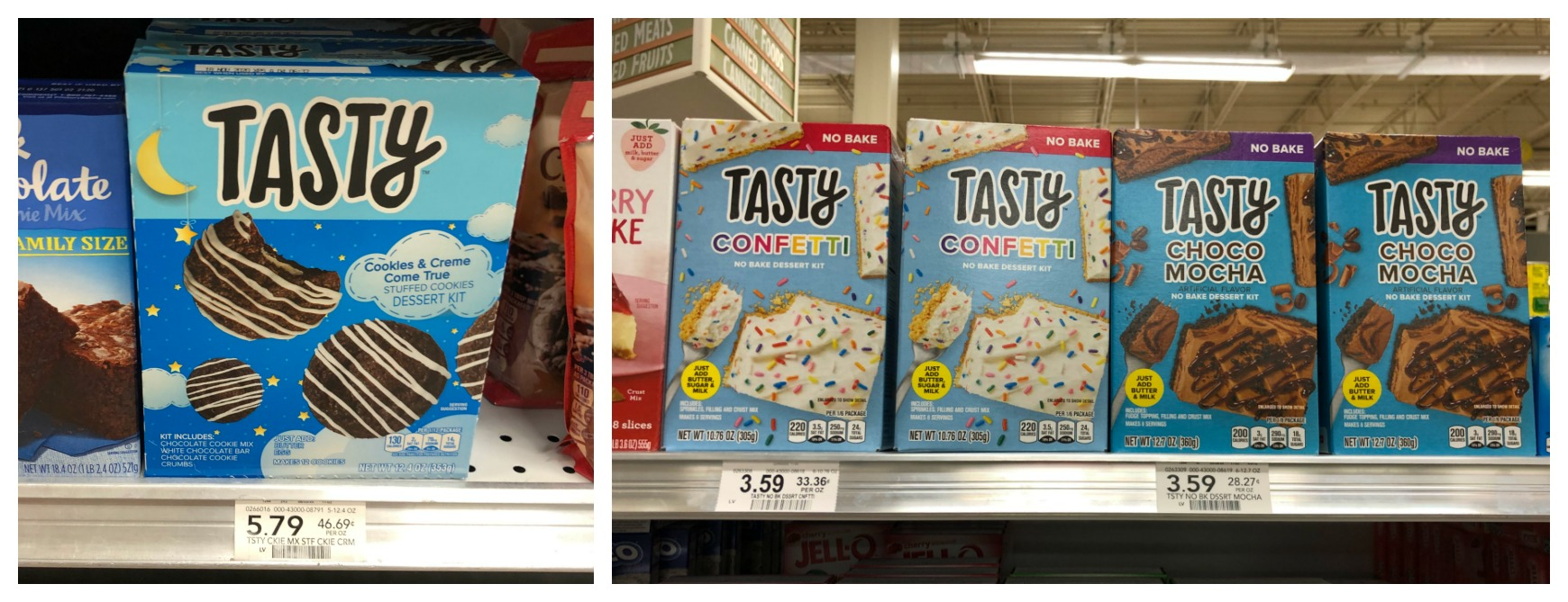 Save On The Delicious Tasty No Bake And Cookie Mix Kits At Publix on I Heart Publix 1