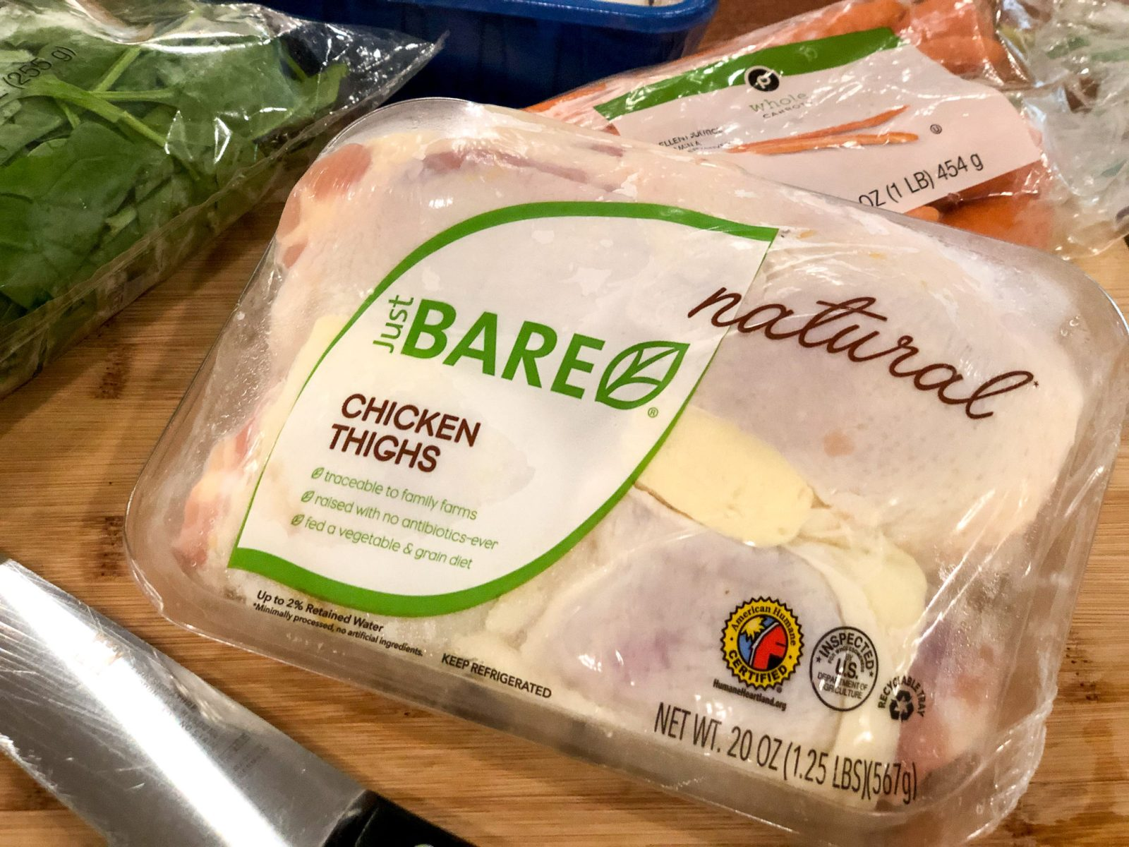 Just Bare Chicken Thighs Just $2.50 At Publix (Plus Cheap Chicken Breast & Tenderloins Too!) on I Heart Publix