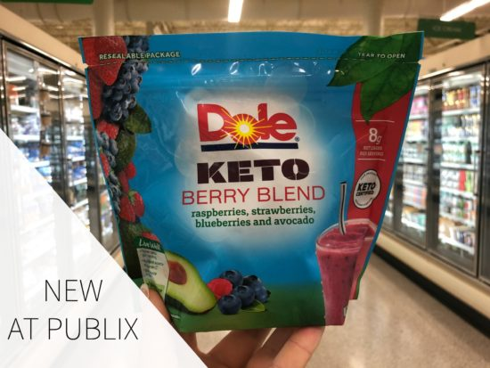 Find New Dole® Keto Berry Blend At Your Local Publix on I Heart Publix 1