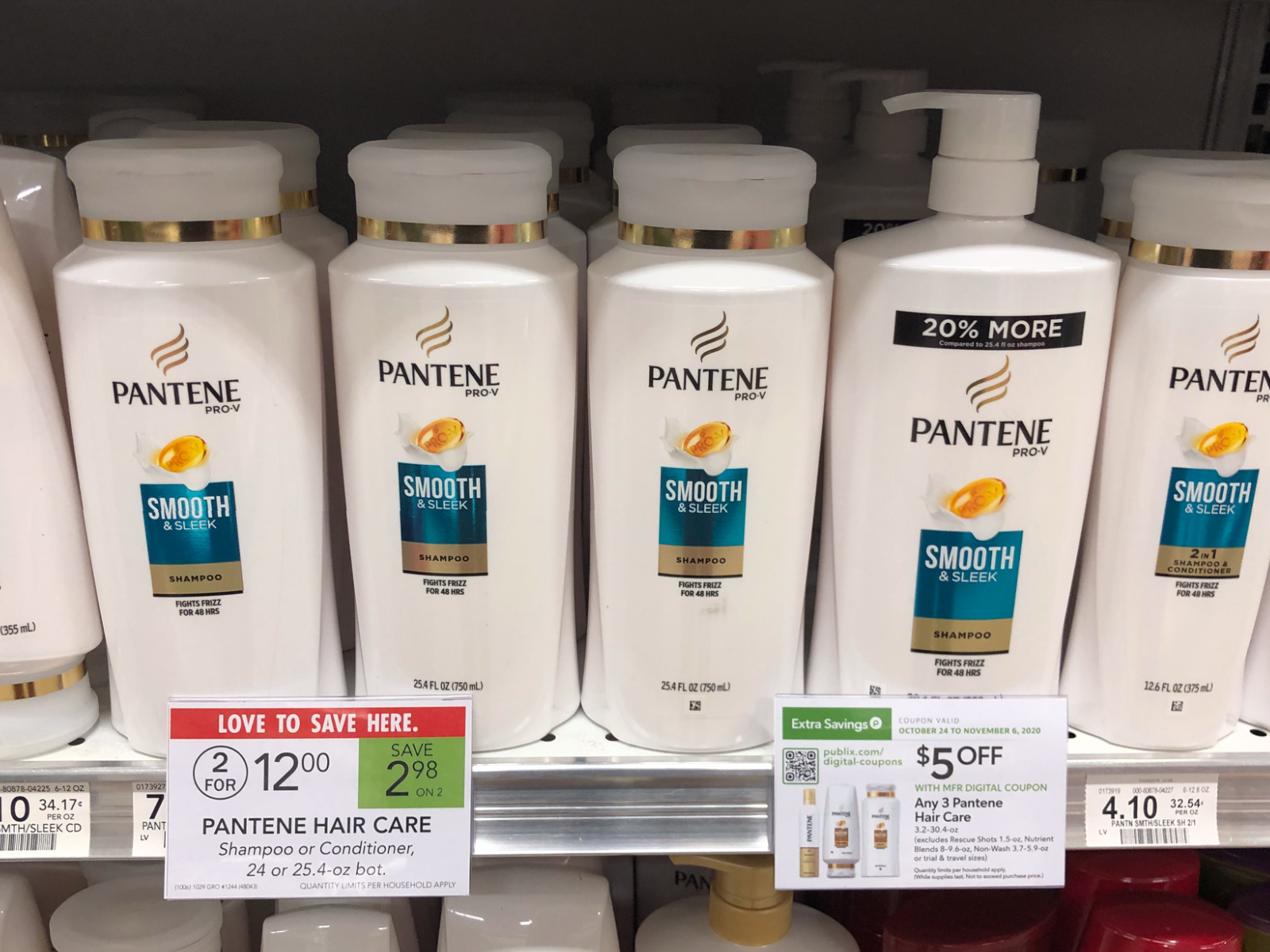 Buy $15 Worth of Participating P&G Products And Get A $5 Publix Gift Card Instantly! on I Heart Publix
