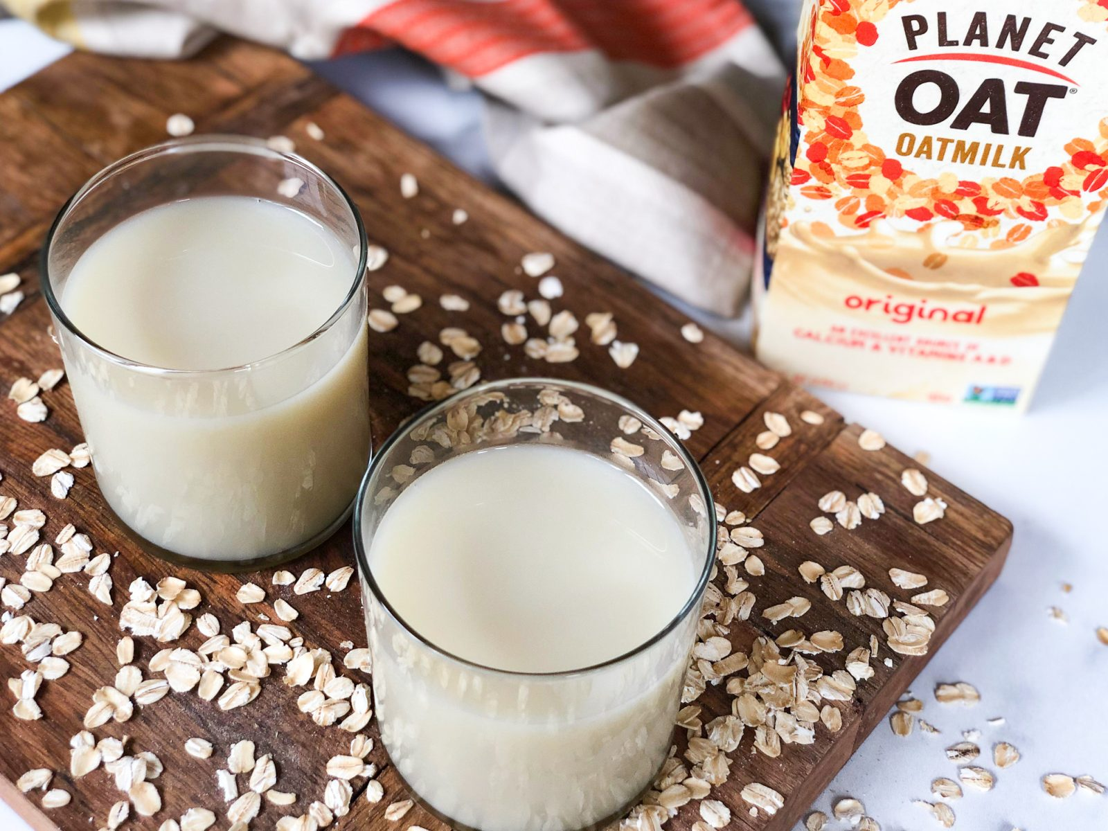 Planet Oat Oatmilk Just 50¢ At Publix - New Coupon! on I Heart Publix