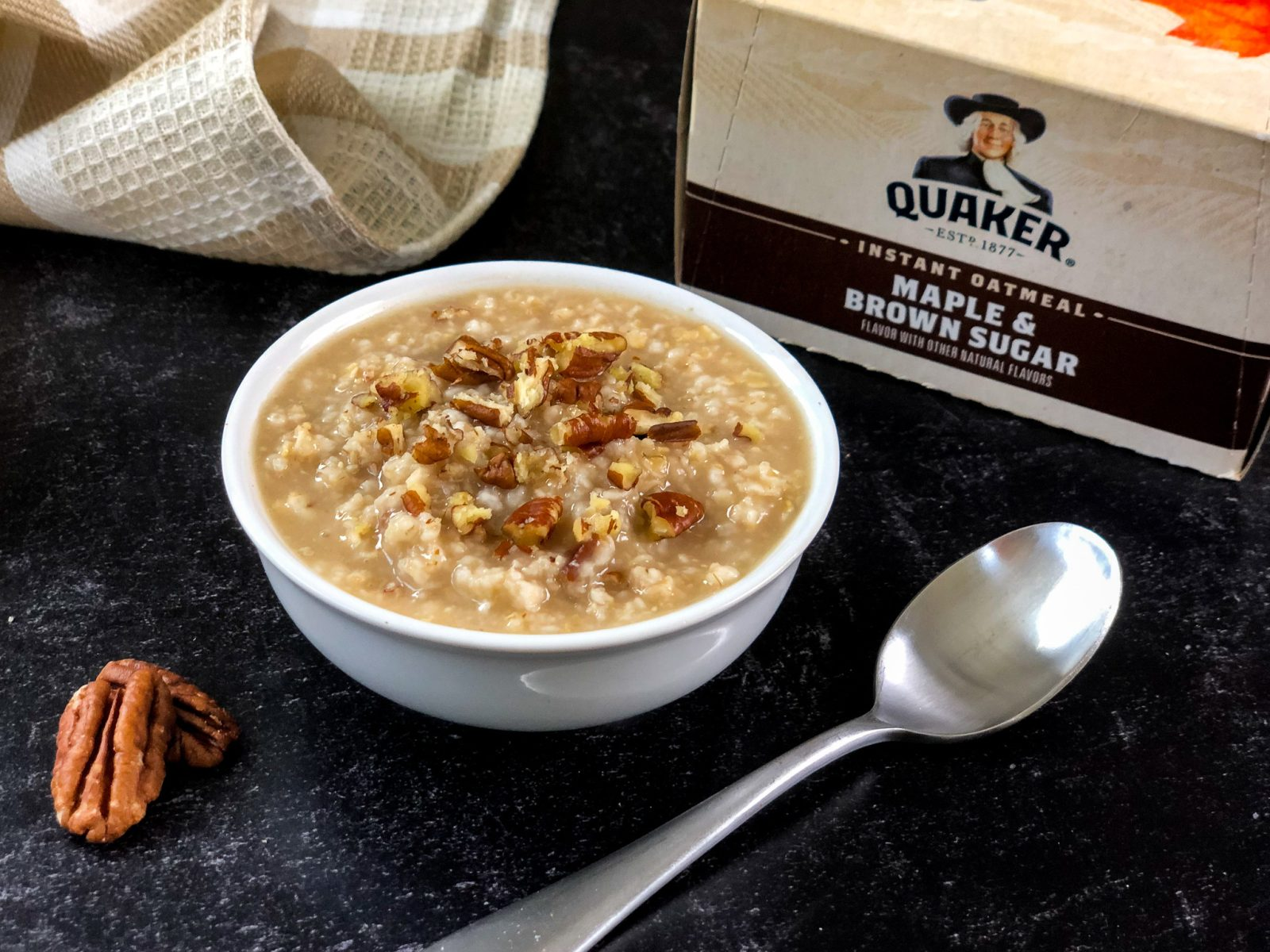 Quaker Instant Oatmeal As Low As 48¢ At Publix on I Heart Publix 1