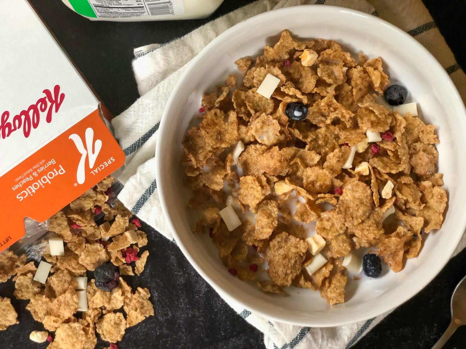 Get A Super Deal On Kellogg's® Special K® Cereal & Be Sure To Sign Up For The Virtual MORE THAN PINK Walk on I Heart Publix