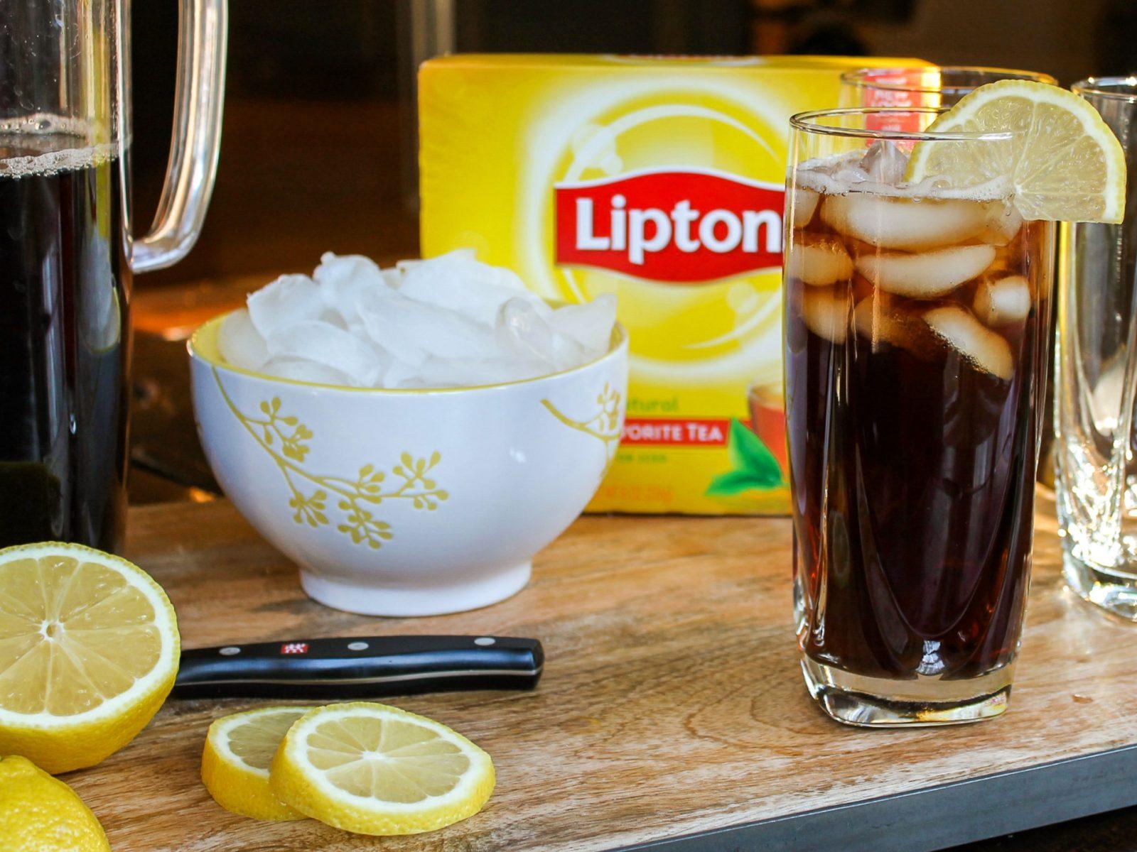 New Lipton Tea Coupon For Publix Sale on I Heart Publix 1