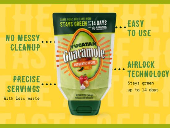 Try New Yucatan Guacamole Squeeze - On Sale BOGO At Publix! on I Heart Publix