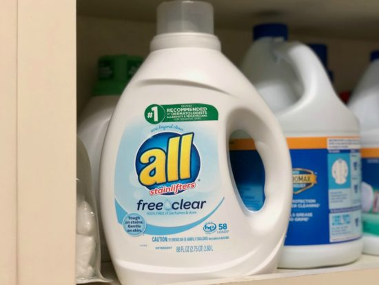 All Laundry Detergent As Low As $3.50 At Publix on I Heart Publix 1