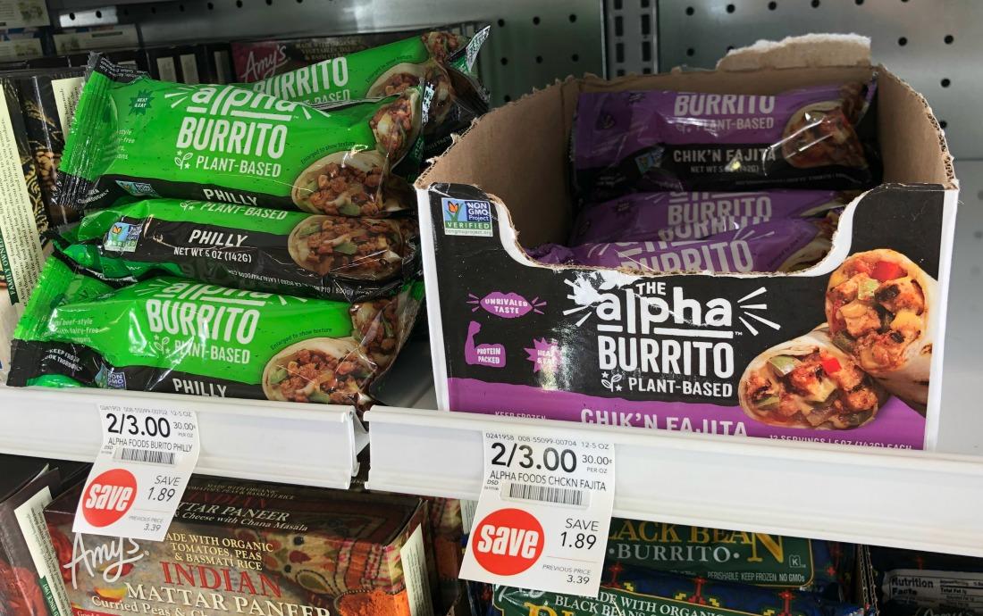 The Alpha Burrito Just $2.07 At Publix on I Heart Publix 2