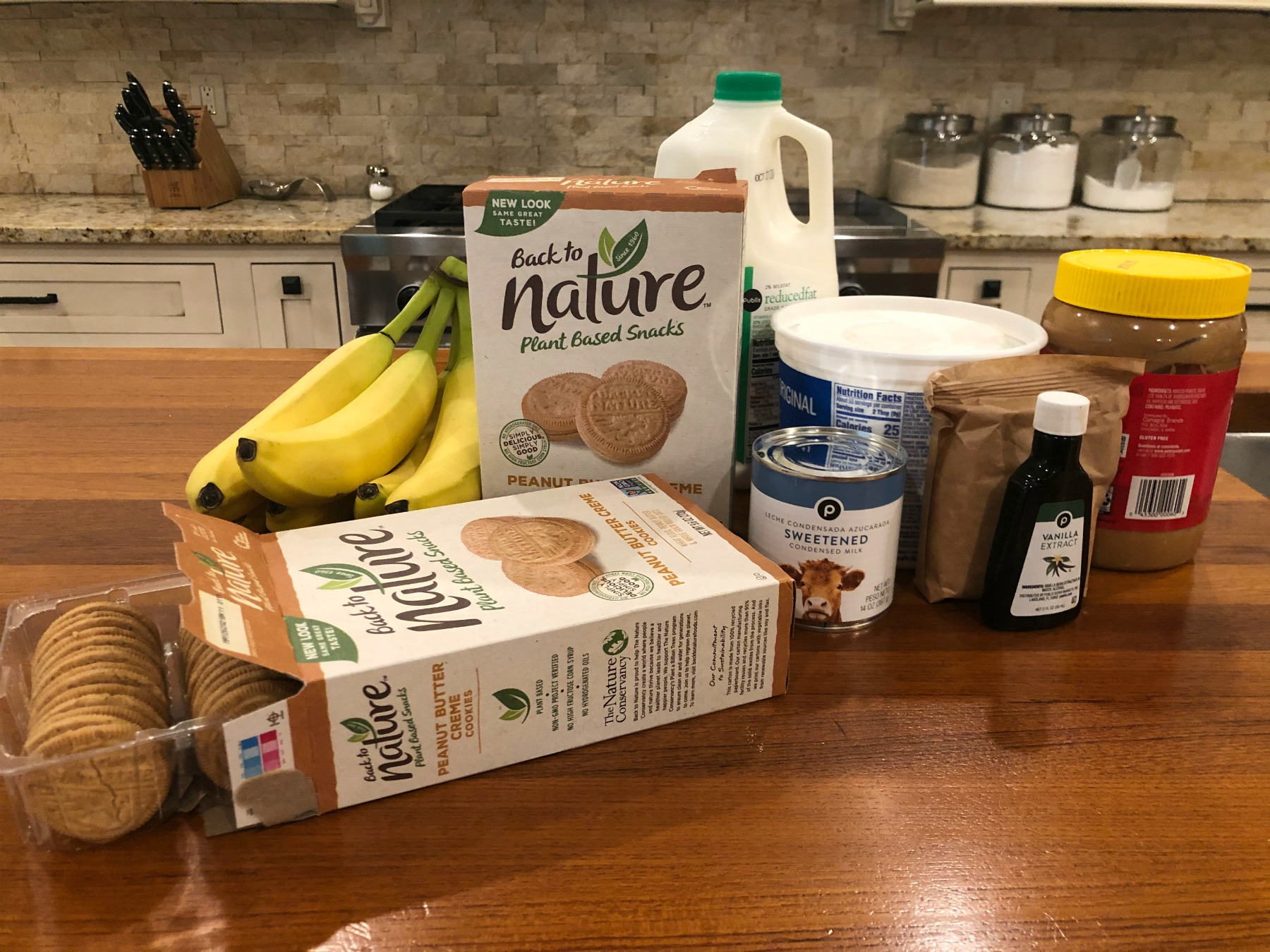 You Gotta Try My Peanut Butter Banana Pudding & Get Savings On Back To Nature™ Snacks At Publix on I Heart Publix