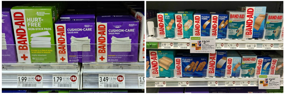 Band-Aid Brand Products As Low As 29¢ At Publix on I Heart Publix