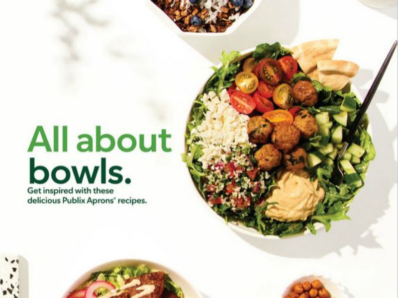 """""""All About Bowls"""" Booklet - Print New Publix Coupons on I Heart Publix"""