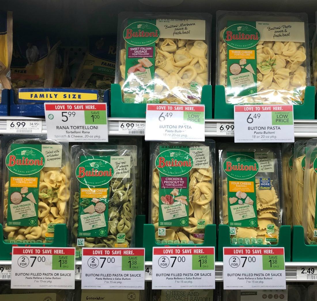 Buitoni Pasta Just $2.25 At Publix (+ Cheap Sauce) on I Heart Publix