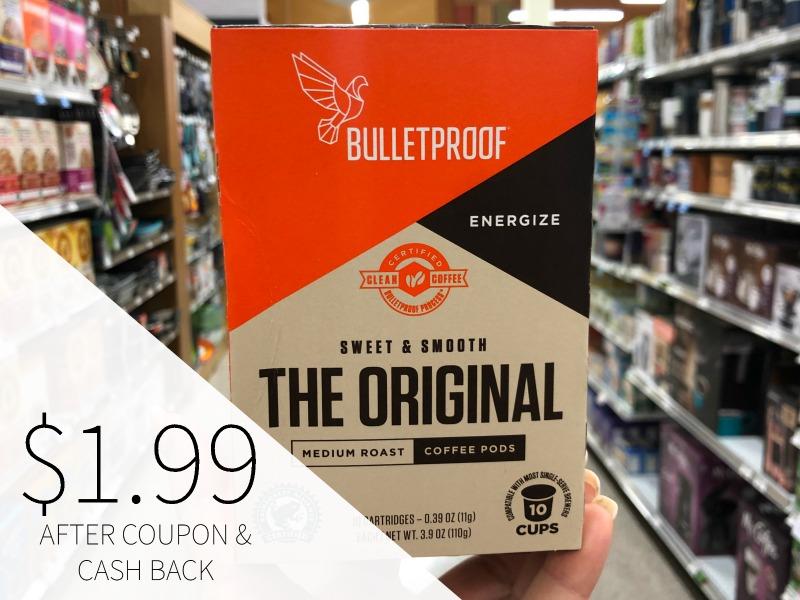 Bulletproof Coffee Pods Just $1.99 (Reg $11.99!!) on I Heart Publix 1