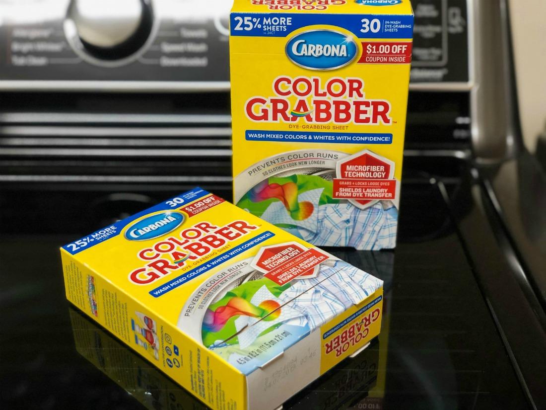 Carbona Color Grabber Just $1.10 At Publix on I Heart Publix 1