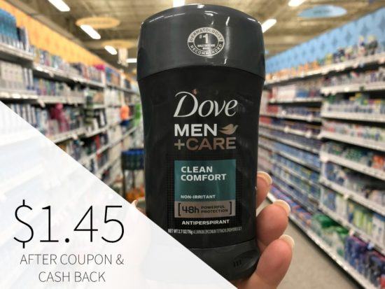 Dove Men+Care Deodorant As Low As $1.45 At Publix on I Heart Publix 1