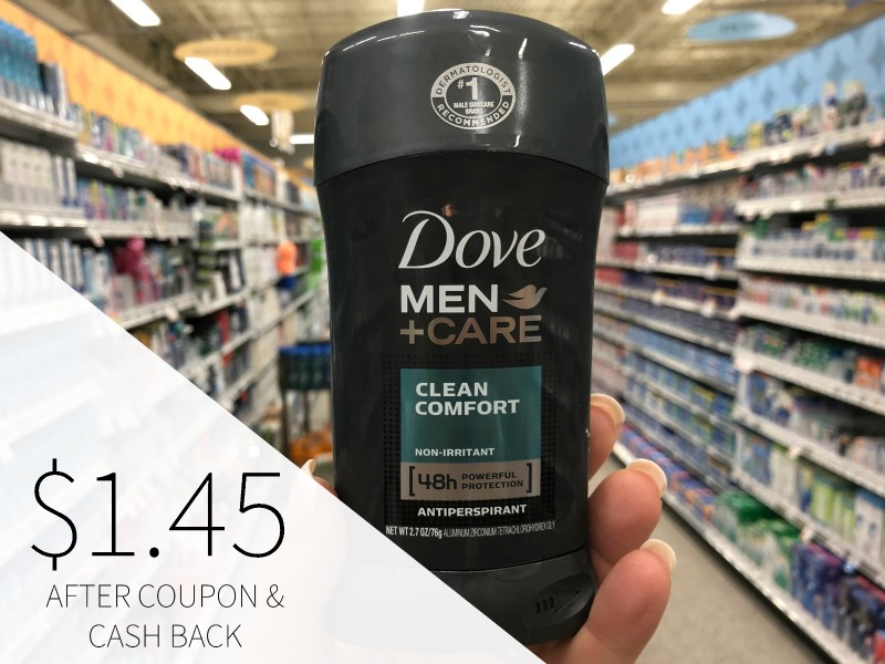 Dove Men+Care Deodorant As Low As $1.45 At Publix on I Heart Publix 1