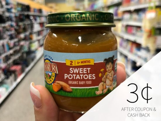 Earth's Best Organic Baby Food Just 3¢ Per Jar At Publix on I Heart Publix