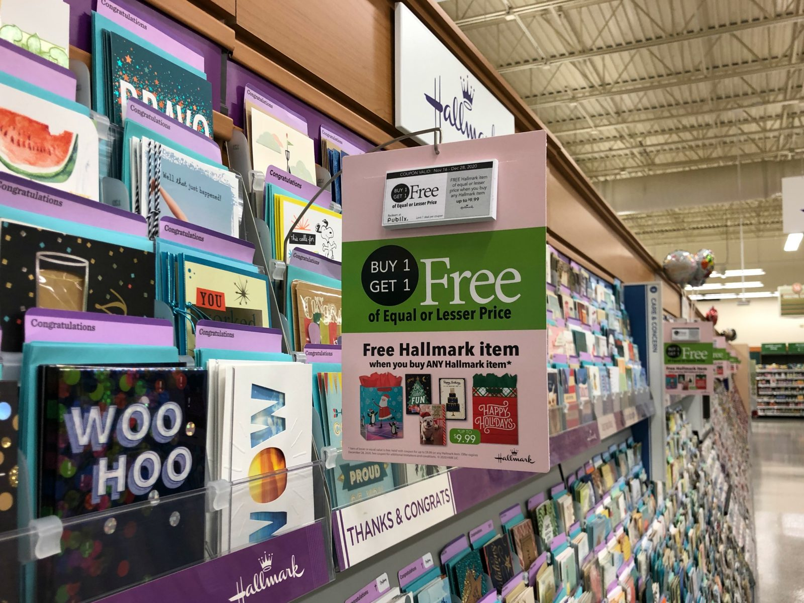 Hallmark Publix Coupon Means Cheap Cards (Bags, Wrapping Paper, Bows & More) At Publix on I Heart Publix