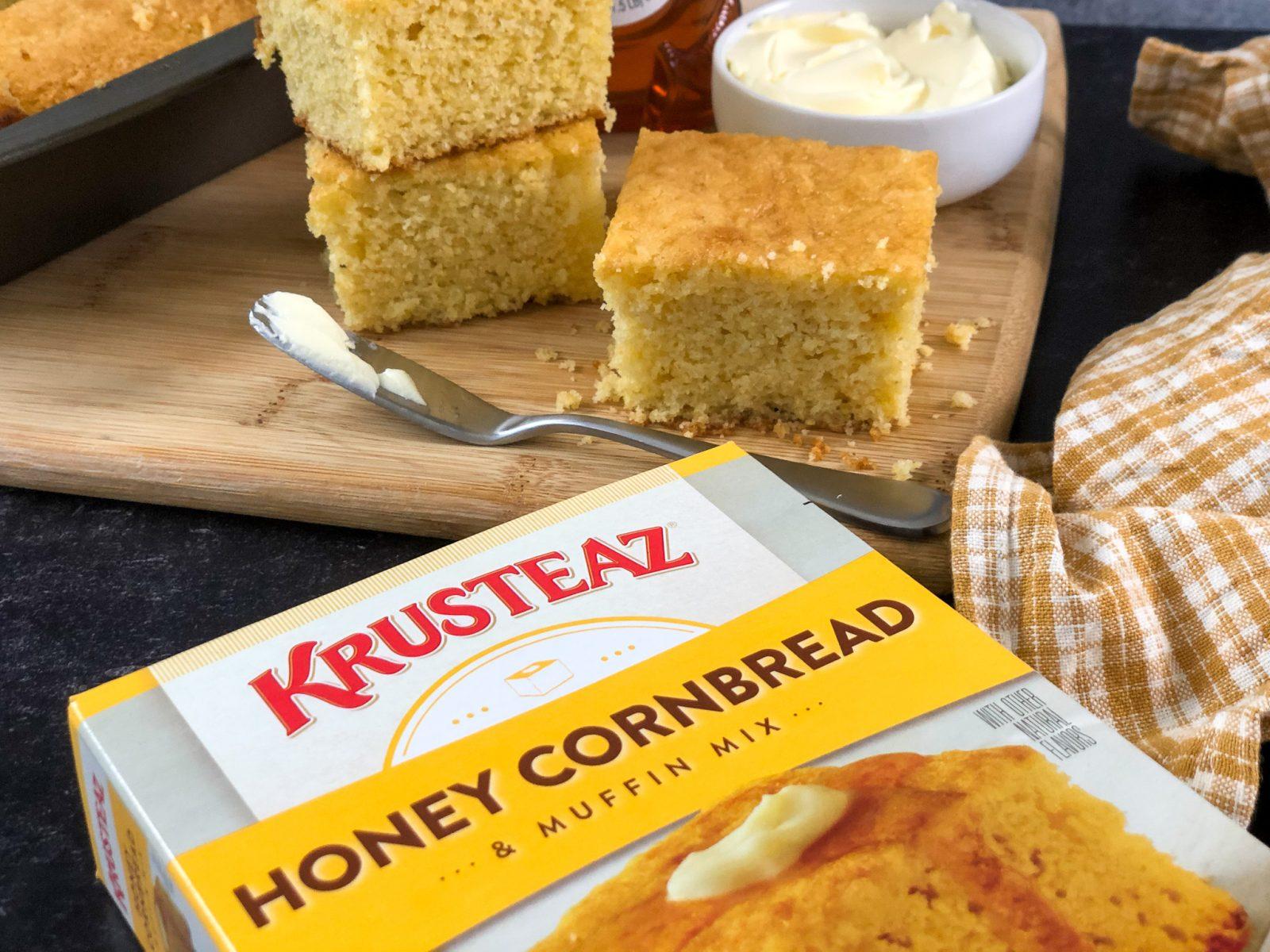 Krusteaz Cornbread Mix Just 75¢ At Publix on I Heart Publix 2
