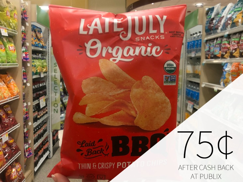 Late July Organic Potato Chips Just 75¢ At Publix on I Heart Publix 1