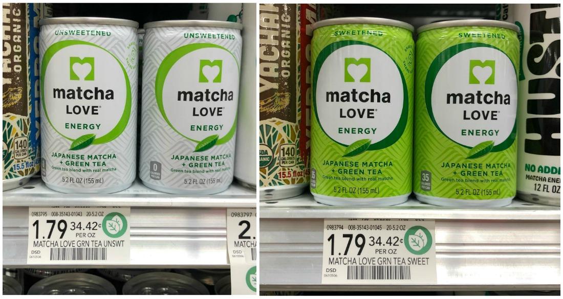 Matcha Love Energy Shot Just 25¢ At Publix on I Heart Publix