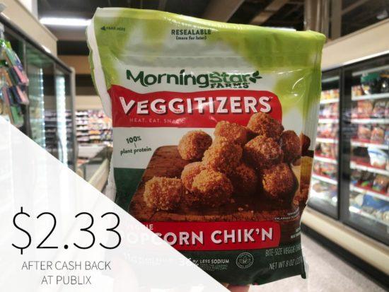 Morningstar Farms Veggitizers Just $2.33 At Publix on I Heart Publix