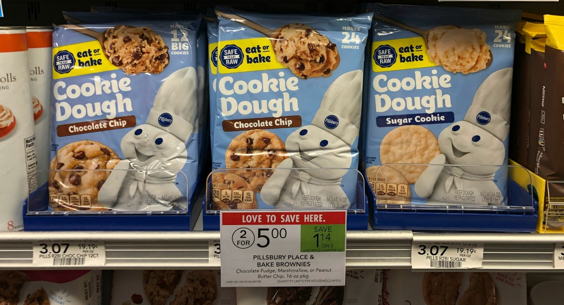 Pillsbury Ready-to-Bake Products Just $1.20 At Publix on I Heart Publix